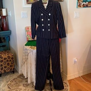 American Living Pin Striped Suit